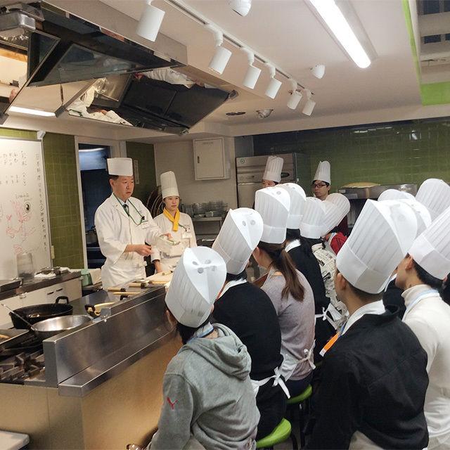 東京調理製菓専門学校 夏の定番!冷しゃぶ素麺3