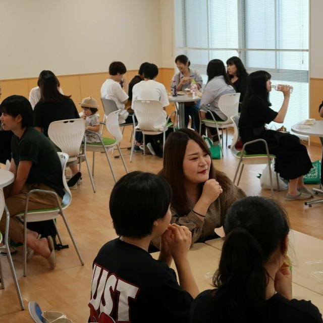 奈良保育学院 ならほオープンキャンパス(体験授業)4