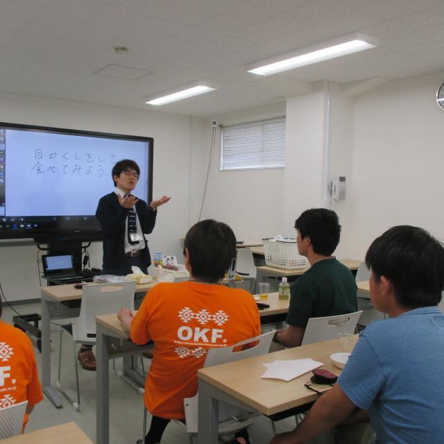 大阪健康福祉短期大学 介護福祉課程★オープンキャンパス4