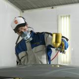 【自動車車体整備科】傷ついたパーツをきれいに塗装してみようの詳細