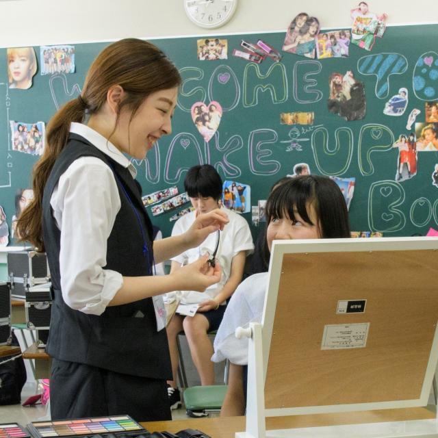 北日本ヘア・スタイリストカレッジ 春のオープンキャンパス<1日>4