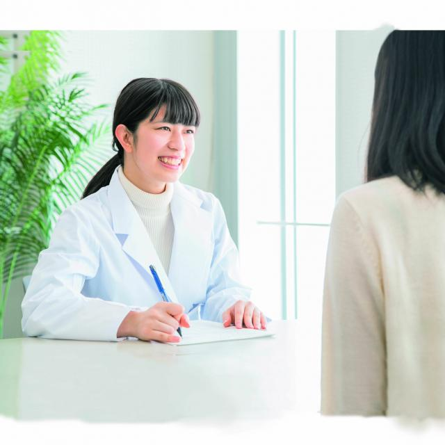 北海道医療大学 病院ではたらく相談のしごと体験講座2