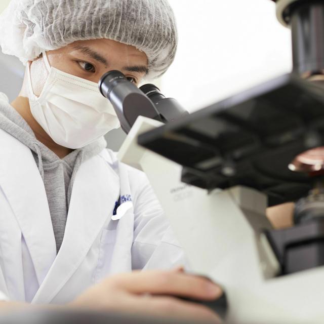 東京バイオテクノロジー専門学校 【再生医療コース】オープンキャンパス:東京バイオのコース体験3