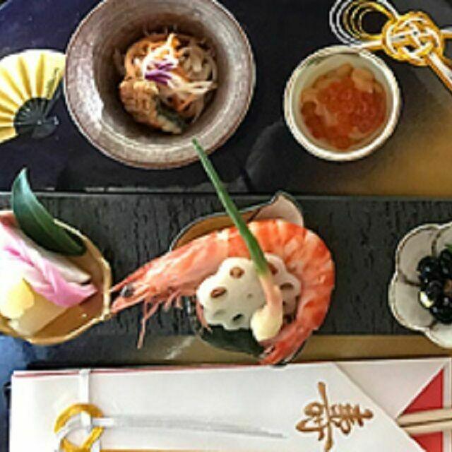 西東京調理師専門学校 12月4日(土)体験入学【日本料理】一人分のおせち料理1