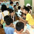 蒲田保育専門学校 【保育園で1・2歳園児と遊ぼう♪】