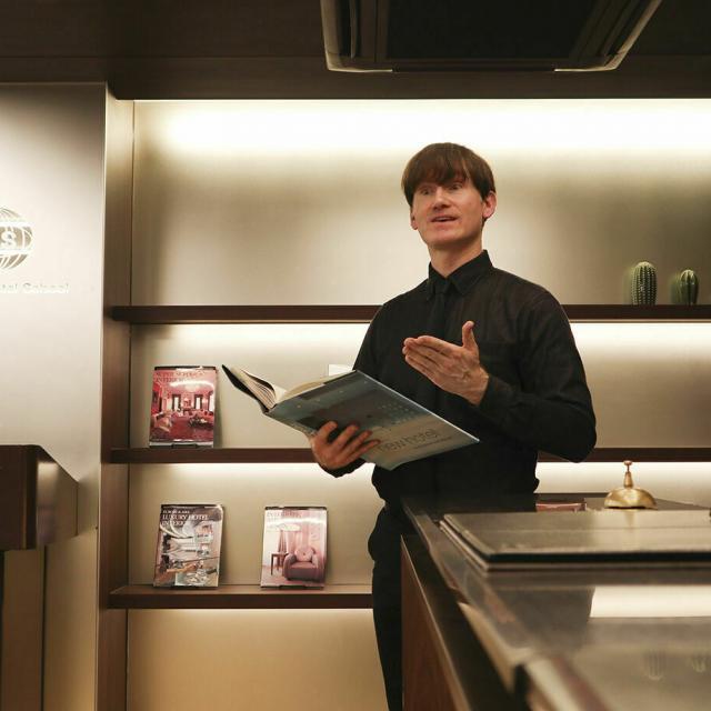 日本ホテルスクール 【オンライン学校説明会】ホテルの学校の英語専攻科とは?2