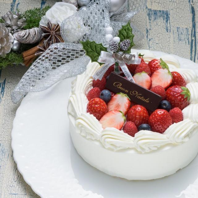 クリスマスケーキ(ショートケーキ)