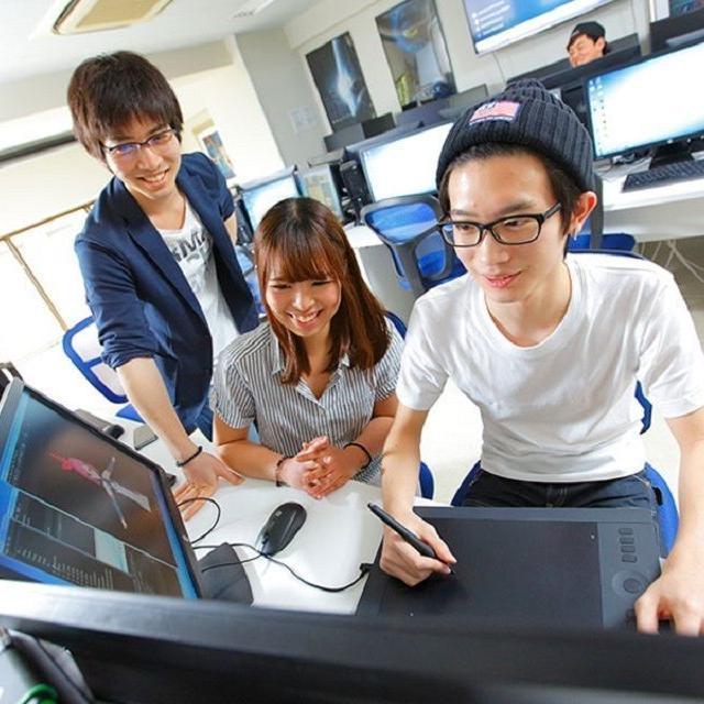 東京デザイナー学院 ◇オープンキャンパス◇映像デザイン学科1