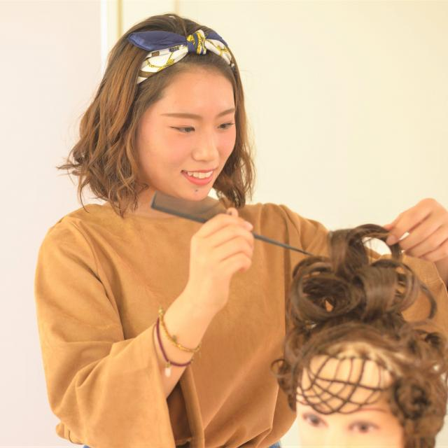 IBW美容専門学校 ハロウィーンスペシャルDay☆2