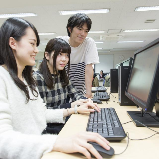 岡山情報ITクリエイター専門学校 スペシャル体験学習(情報・IT)2