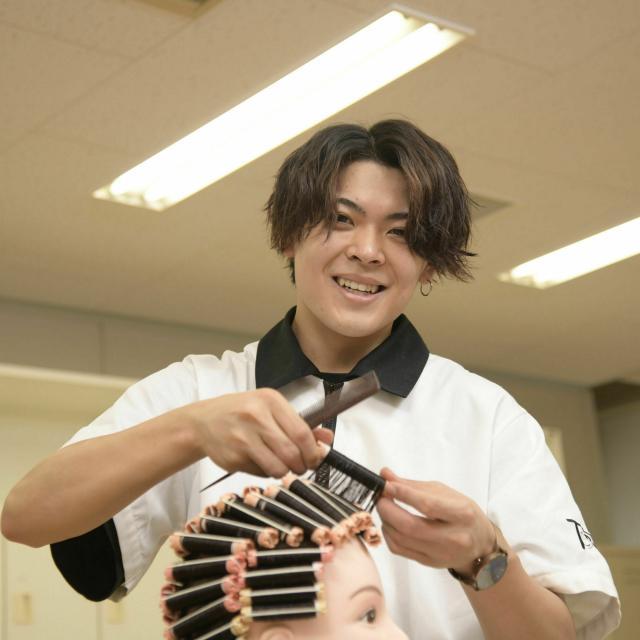 東京総合美容専門学校 【来校型】美容を体験しよう☆TSBS OpenCampus2