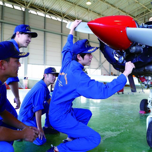 崇城大学 航空業界を目指すあなたへ~高校生のための特別セミナー開催!~2