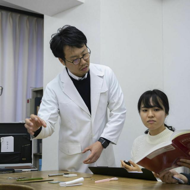 日本福祉教育専門学校 言語聴覚士がわかるオープンキャンパス3