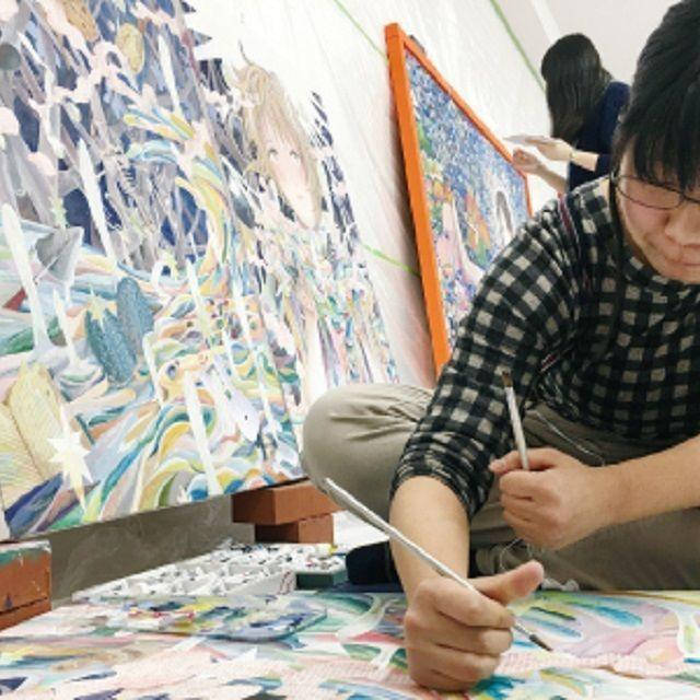 北海道芸術デザイン専門学校 bisenの体験入学【イラストレーション専攻】1