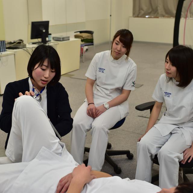 専門学校白寿医療学院 2019年度オープンキャンパス2