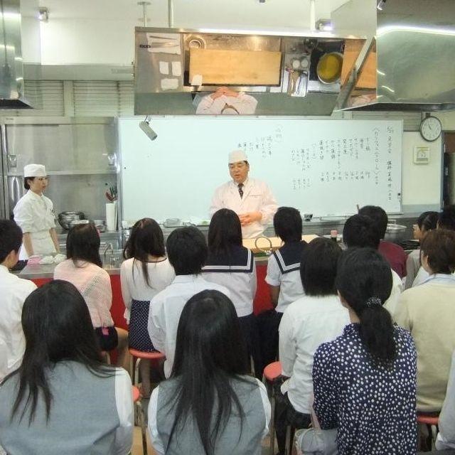 中川学園調理技術専門学校 ☆製菓「夏のデザート・ミニサンド」☆【先着40名】2