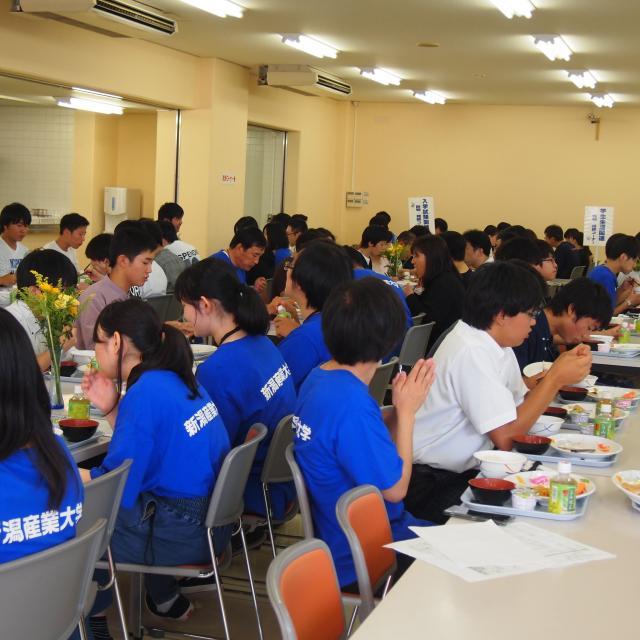 新潟産業大学 オープンキャンパス ~産大を見に行こう!~3