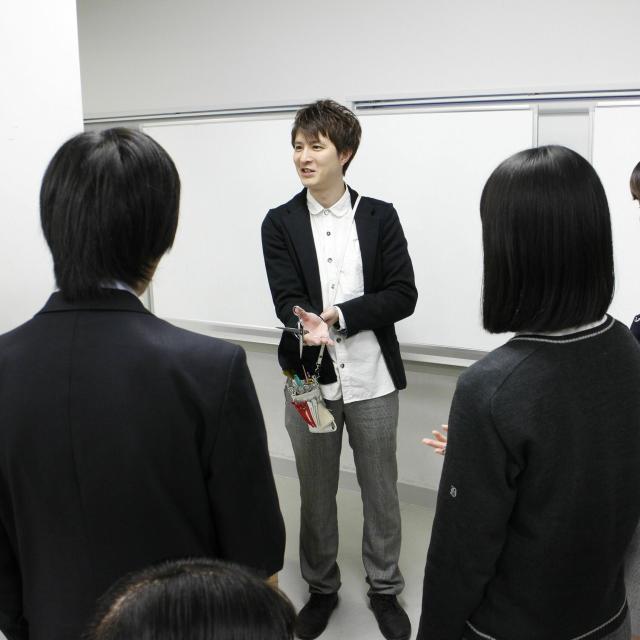 国際文化理容美容専門学校渋谷校 トライアルレッスン3