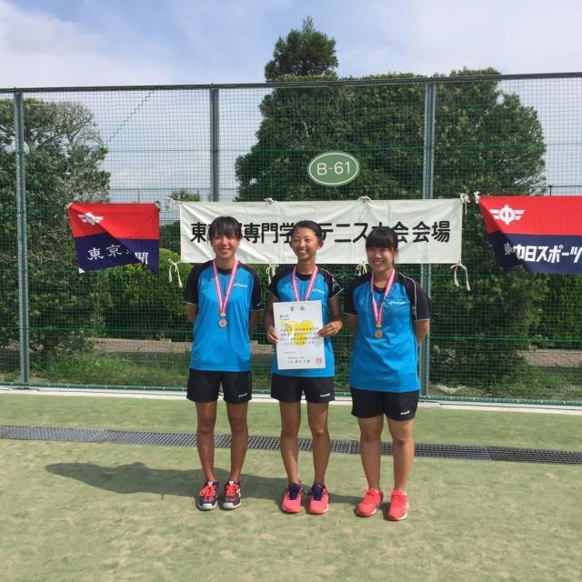 東京YMCA社会体育・保育専門学校 【テニスコーチ体験】ゲーム形式での指導術を学ぶ♪4