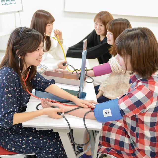 あいちビジネス専門学校 A:医療秘書・医療事務のおシゴト体験1
