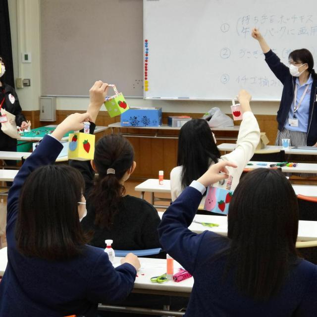 埼玉純真短期大学 埼玉純真短期大学オープンキャンパス4