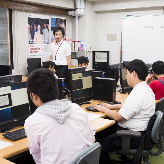 広島コンピュータ専門学校 オープンキャンパス通常版20181