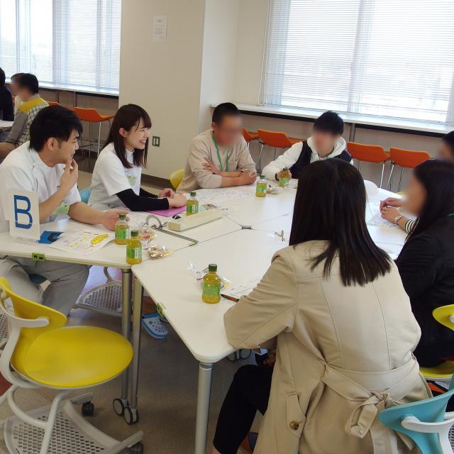 北海道千歳リハビリテーション大学 オープンキャンパス4