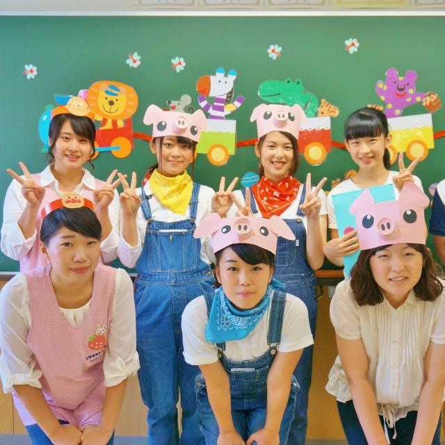 専門学校北海道福祉大学校 【保育】オープンキャンパス1