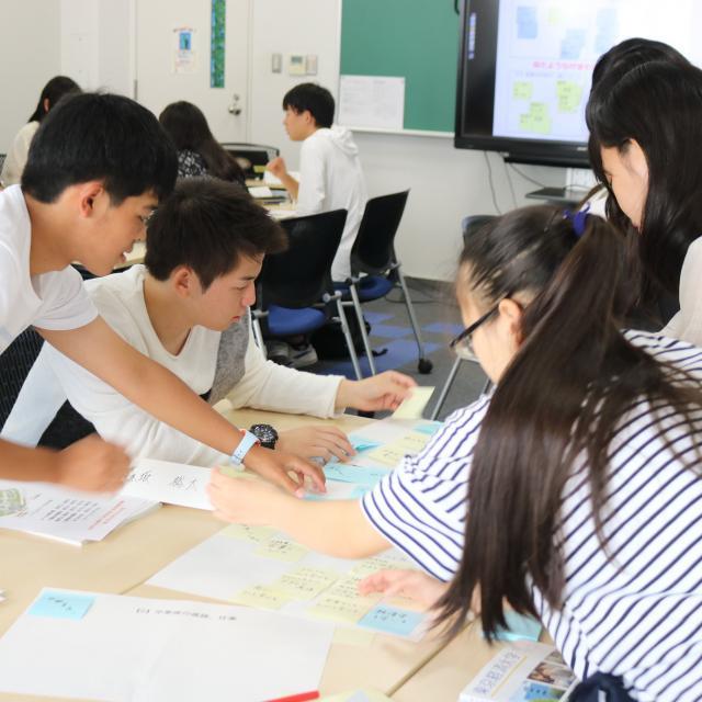 東京経済大学 WEEKDAY CAMPUS VISIT1