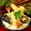 山手調理製菓専門学校 【日本料理】海老の天ぷら丼