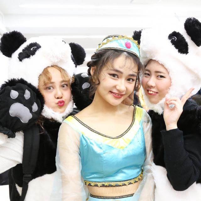 名古屋美容専門学校 HALLOWEEN学校祭′182