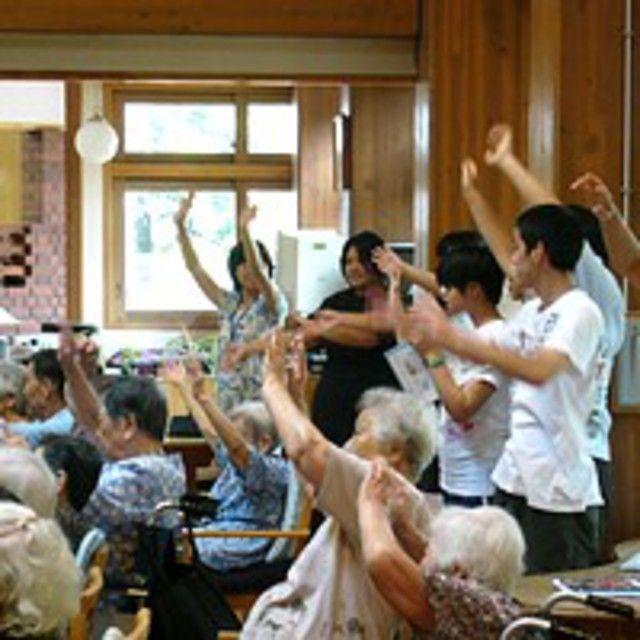 日本福祉大学中央福祉専門学校 特別介護体験講座(施設見学も含む本格的な2日間)1