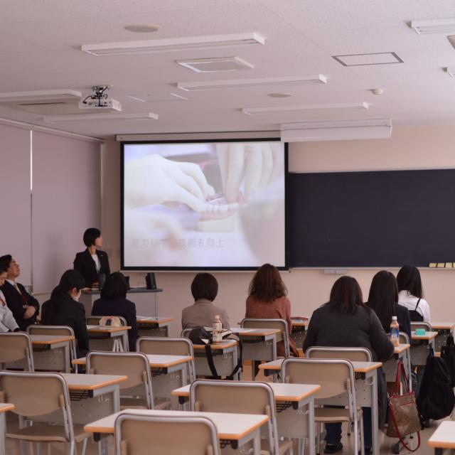 福島医療専門学校 歯科衛生士科 オープンキャンパス1
