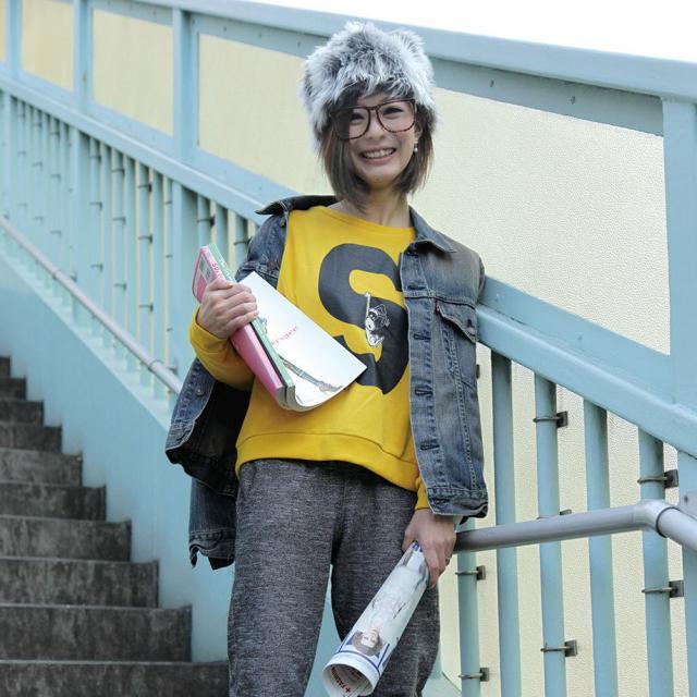専門学校 九州デザイナー学院 3月の体験入学(ファッション)2