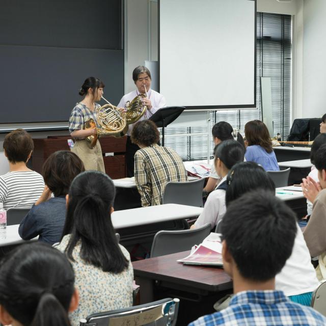 桜美林大学 【東京ひなたやまキャンパス】オープンキャンパス4