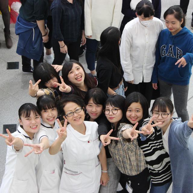 横浜未来看護専門学校 【年に一度の特別イベント】未来祭☆開催!!(文化祭)3