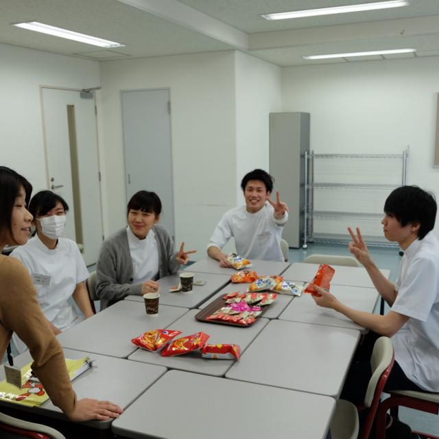 専門学校東京医療学院 休日説明会  在校生とも話せます!1