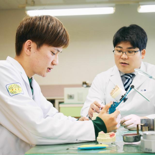 熊本歯科技術専門学校 【歯科技工士科】オープンキャンパス20213