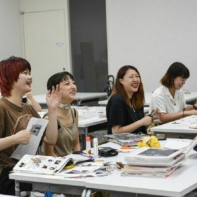 渋谷ファッション&アート専門学校 ★オンライン相談会☆専門学校で学ぶファッション4