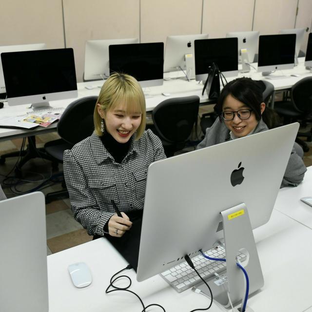 名古屋デザイナー学院 10月開催【イラストレーション学科】 幅広くイラストを仕事に3