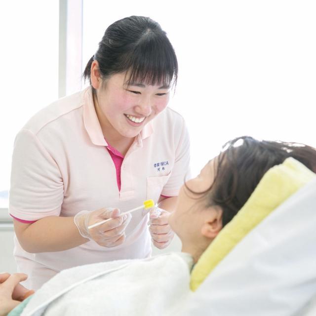 岩国YMCA国際医療福祉専門学校 すぐに役立つ!福祉用具の使い方(介護福祉学科)1