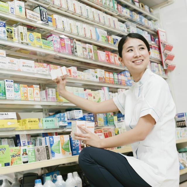 日本医歯薬専門学校 くすりアドバイザー学科 オープンキャンパス1