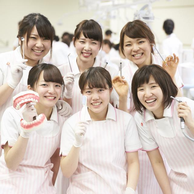 慈恵歯科医療ファッション専門学校 輝く未来の歯科衛生士に!☆体験入学会☆3
