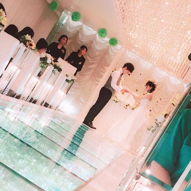 名古屋ウェディング&ブライダル専門学校 ★オープンキャンパス★模擬結婚式1