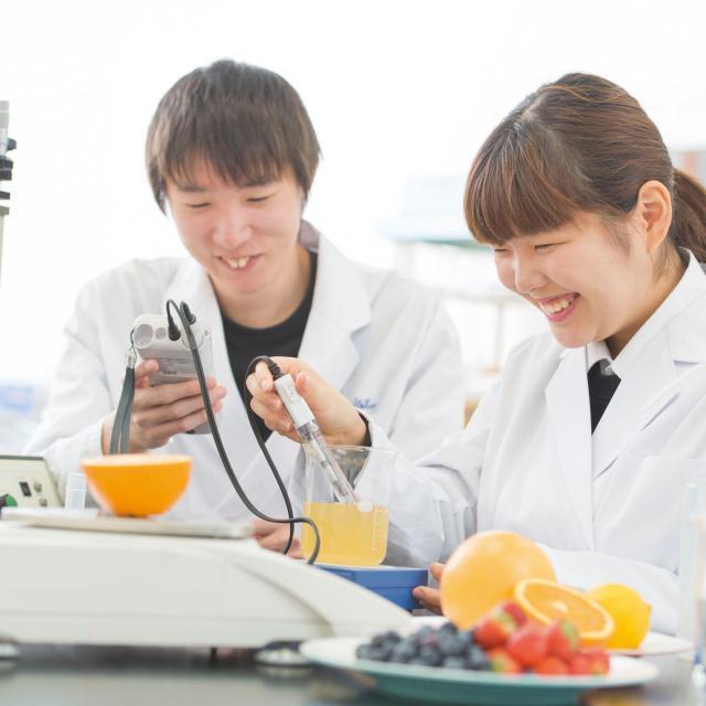 東京バイオテクノロジー専門学校 【食品開発コース】オープンキャンパス:バイオのコース体験2