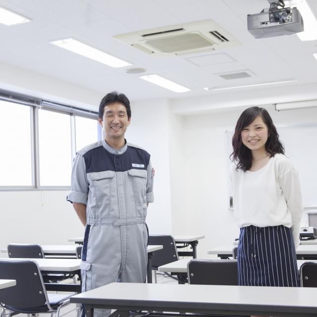 横浜テクノオート専門学校 AO入試講座3