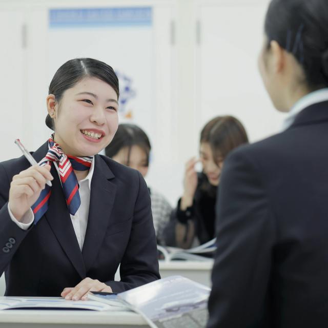 東北外語観光専門学校 オープンキャンパス*姉妹校キャスウェルとの合同開催3