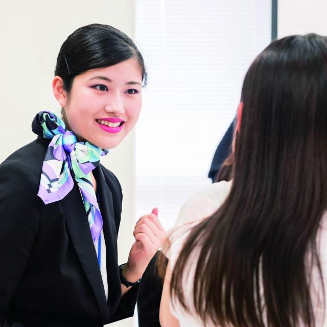 麻生外語観光&製菓専門学校 オープンキャンパス3