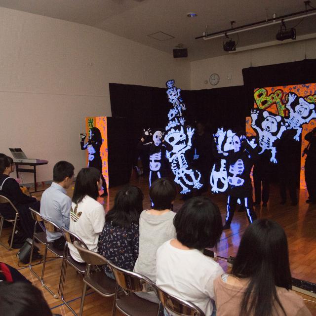 函館大谷短期大学 「こどもと一緒に遊ぼう!!」こども科OC開催!3