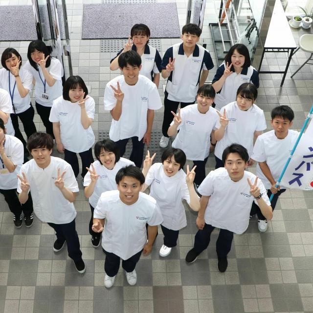 YMCA米子医療福祉専門学校 総合型選抜(AO入試)対策オープンキャンパス1